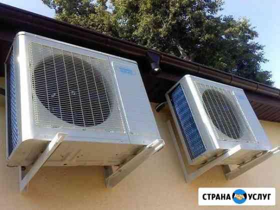 Услуги по монтажу кондиционеров и вентиляции Рязань