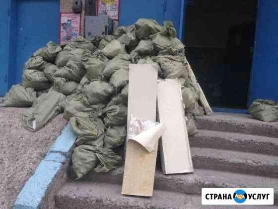 Вывоз строительного мусора Сургут