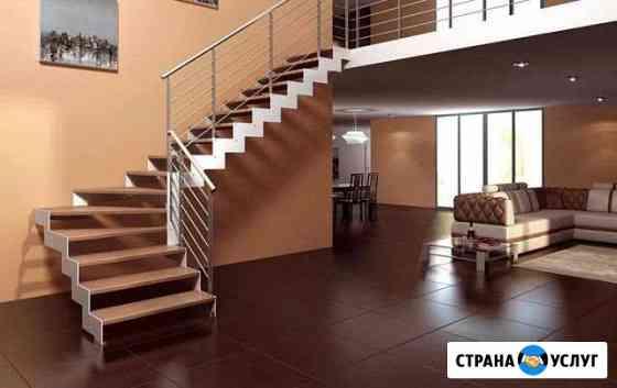 Нзготовление лестниц на заказ Обнинск