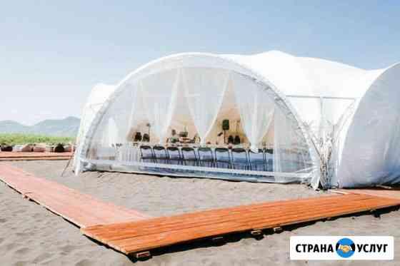 Аренда шатров для мероприятий Анадырь