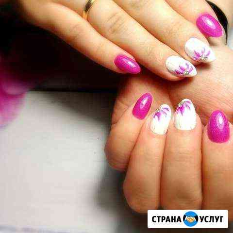 Маникюр/shellak/Брагино Ярославль