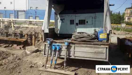 Аренда компрессора, пескоструйной установки Калуга