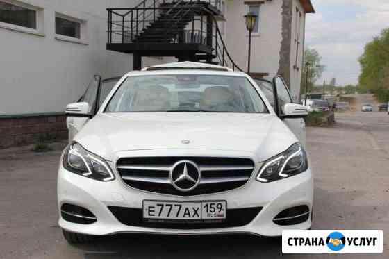 Свадьба на элитном автомобиле Соликамск