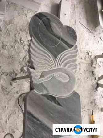 Реставрация надгробных памятников Тарское