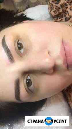Перманентный макияж Махачкала