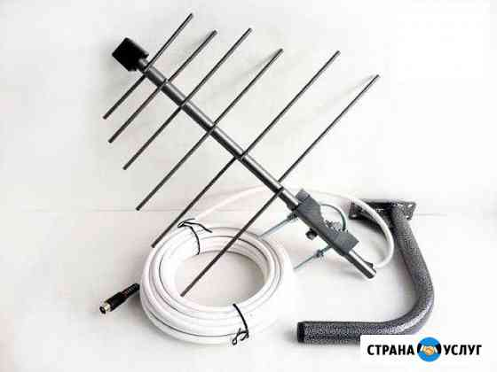 Настройка установка тв антенн и компьютеров Владикавказ