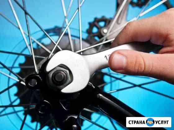 Ремонт велосипедов Боровичи