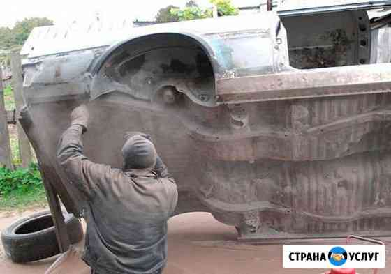 Пескоструй,ворот, авто,диски,чугунрадиатор Грозный
