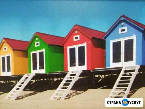 Строительство фундамента для коттеджа, дома, бани Большое Село