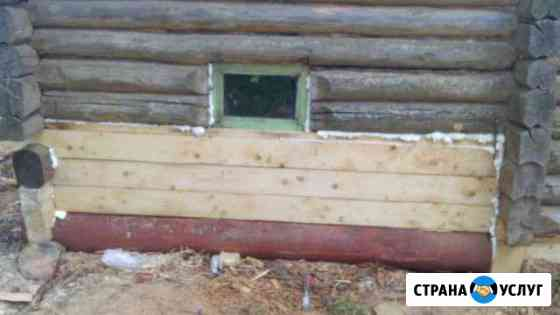 Ремонт деревянных домов фосад Смоленск