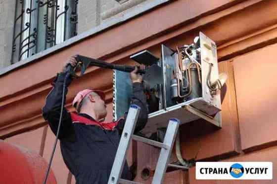 Установка и Сервисное обслуживание кондиционеров Новокузнецк
