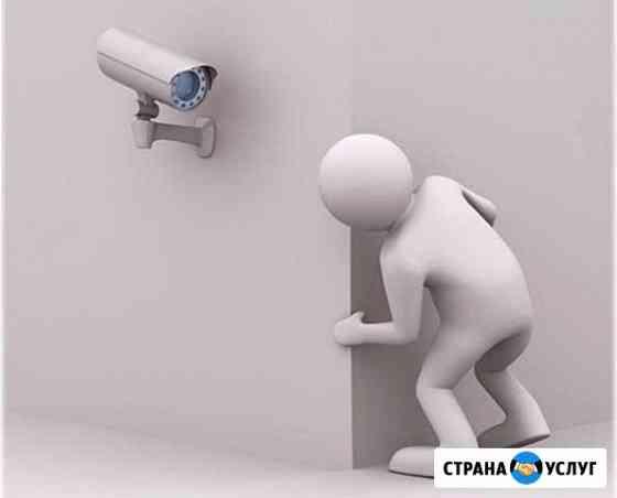 Установка, модернизация систем видеонаблюдения Ульяновск