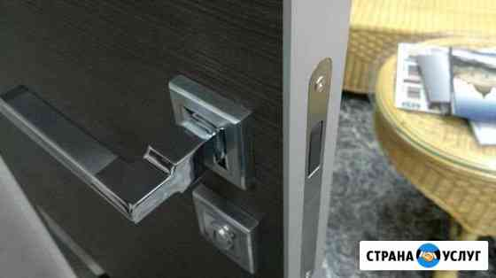 Установка входных и межкомнатных дверей (Гарантия) Стерлитамак