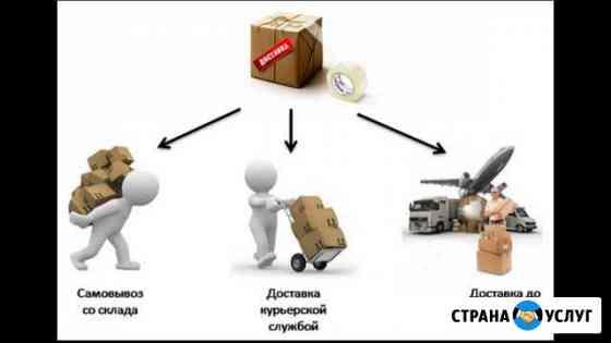 Служба доставки, пункт выдачи товаров Тула