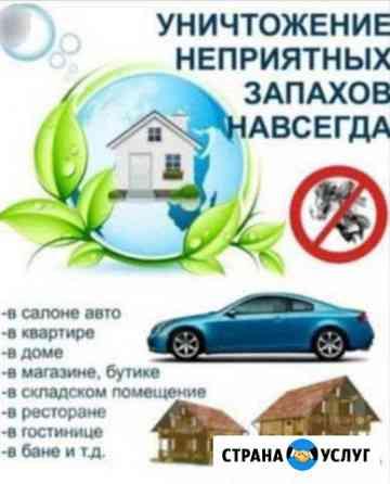 Профессиональная обработка от всех видов запахов Петропавловск-Камчатский