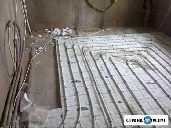 Сантехнические работы Иваново