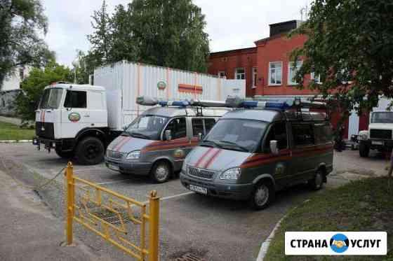 Аварийно-спасательные и газоспасательные работы Владимир