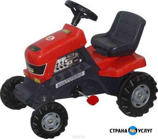 Сдам напрокат трактор с педалями Чебоксары