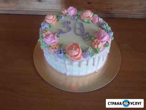 Невероятно вкусные тортики Улан-Удэ