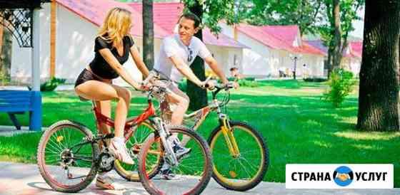 Прокат велосипедов и велокрепления на авто Псков