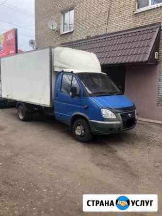Доставка грузов Газель 4,2 метра Смоленск