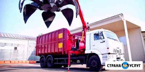 Вывоз мусора аренда ломовоза хапуга Самара