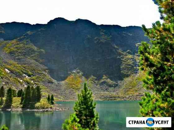 Экскурсии на озеро Манас Горно-Алтайск