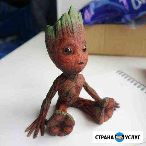 3D печать Псковская область Великие Луки