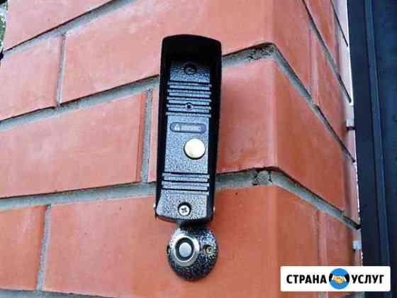 Установка видеодомофонов Кострома