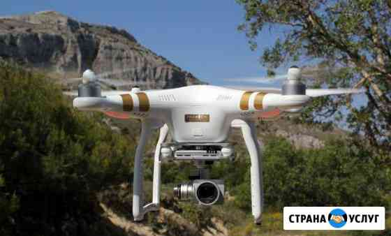 Аэросъемка с квадрокоптера Phantom 3 Pro Сергиев Посад