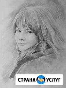 Рисую портреты и шаржи по фото Биробиджан