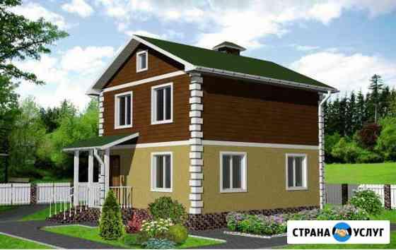 Строительство канадских домов Мценск