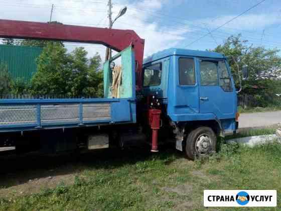 Грузоперевозки Краснокамск