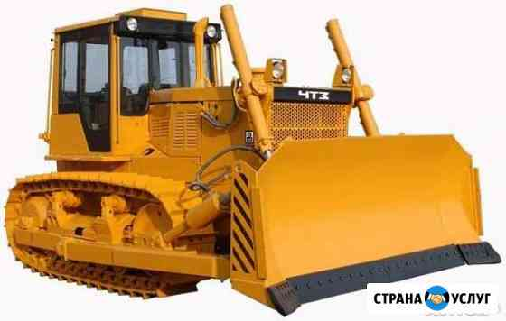 Аренда спецтехники. Бульдозер Т-170 Пенза