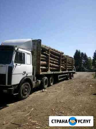 Перевозка леса Ярцево