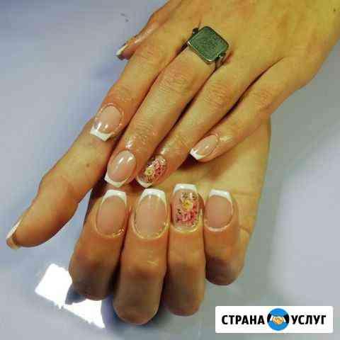 Моделирование ногтей Прохладный