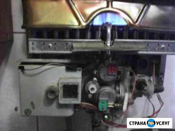 Ремонт газовых колонок и котлов Ульяновск Ульяновск