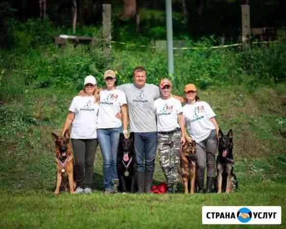 Школа дрессировки собак CityDog38 Ангарск