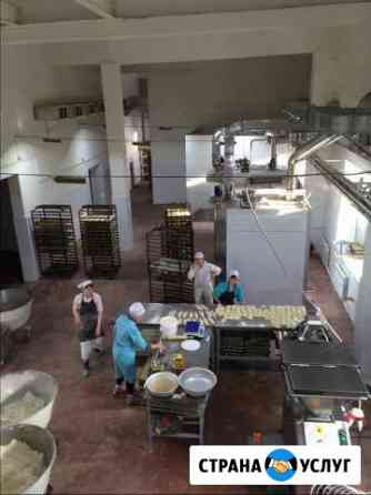 Организация хлебопекарного кондитерского производс Чита