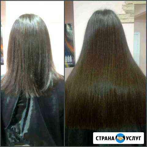 Качественное наращивание волос Улан-Удэ