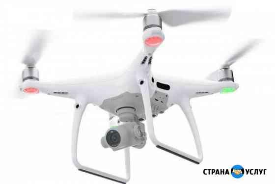 Фото и видео аэросъемка с квадрокоптера Барнаул