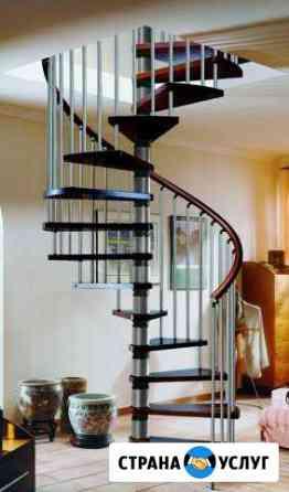 Модульные лестницы Бугульма