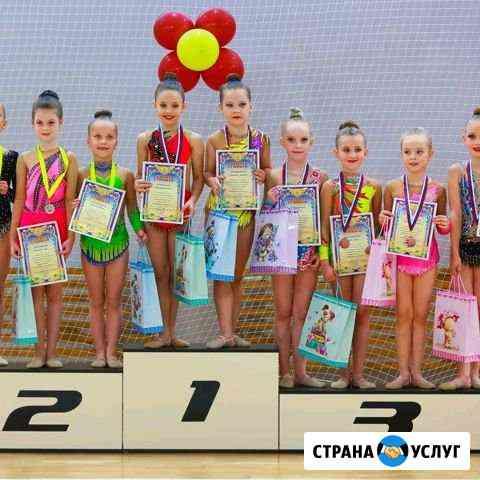Пошив купальника для художественной гимнастики на Рязань