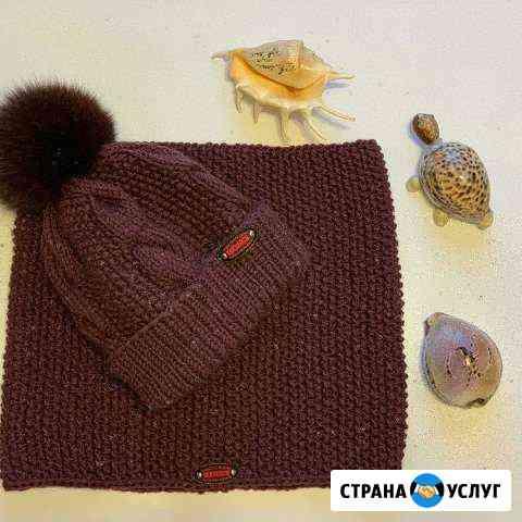 Вязание, ручная работа Москва