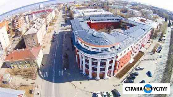 Аэросъемка Петрозаводск