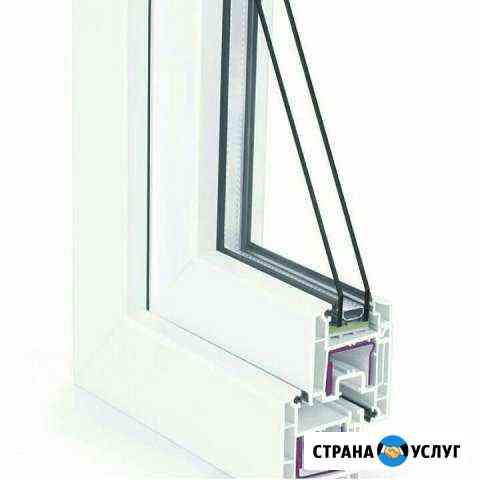 Изготовление пластиковых окон и дверей Нальчик