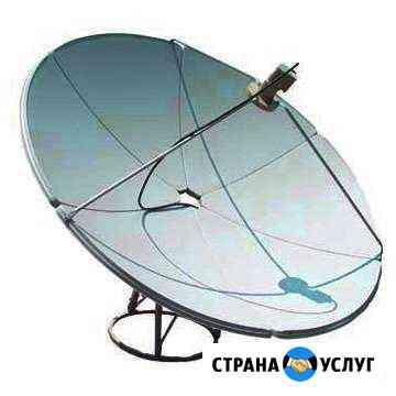 Установка спутникового и эфирного телевидения Белгород