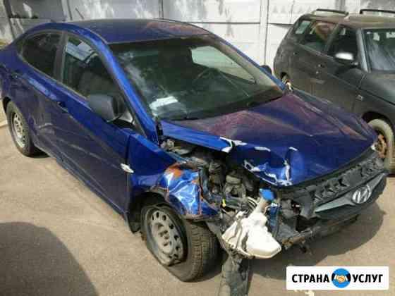 Выкуп авто в битом состоянии, ремонт Нижневартовск