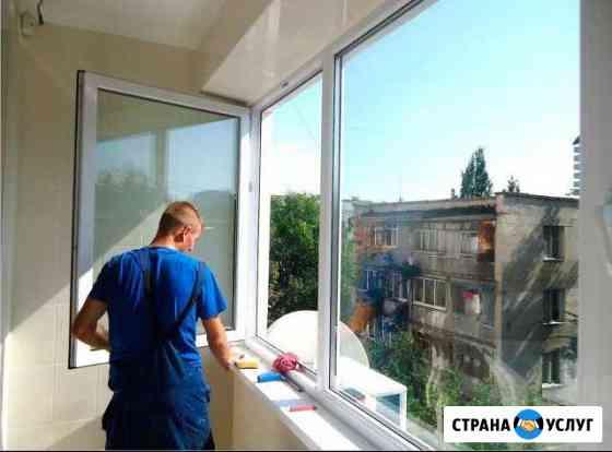 Мойка окон,балконов любой сложности.Без химии Красноярск