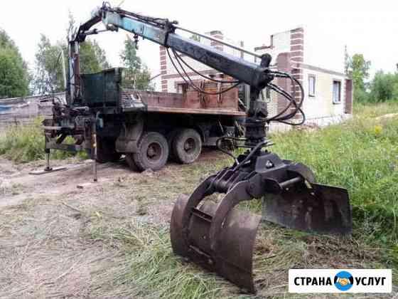 Демонтаж (разборка) деревянных домов и построек Кострома